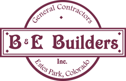 B E Builders Inc General Contractor 343 S Saint Vrain Ave Suite 1 Estes Park CO 80517